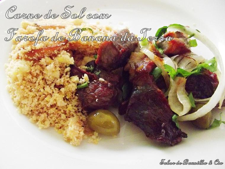 farofa com carne 1