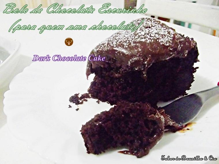 Bolo de Chocolate Dark 3